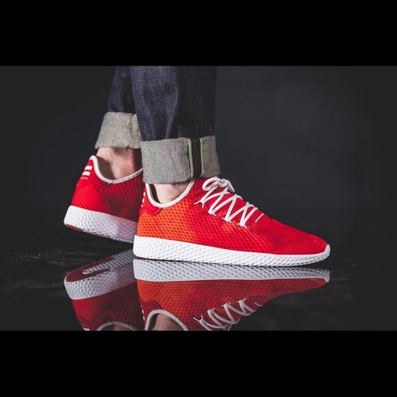 dcee2a5a9d331 Adidas x Pharrell Williams Holi Hu Shoes NWOB